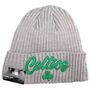 NBA 2020 Draft Knit Grey Beanie - Boston Celtics