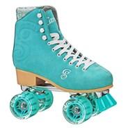 Carlin Quad Roller Skates - Teal