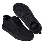 Pro 20 Triple Black Kids Heely Shoe