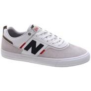 New Balance Numeric 306 Jamie Foy White/Red Shoe