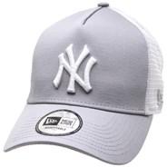 Clean Trucker Cap - New York Yankees Grey