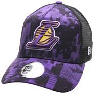 NBA Error Print Trucker - LA Lakers