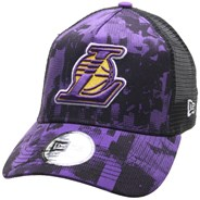 NBA Error Print Trucker - LA Lakers