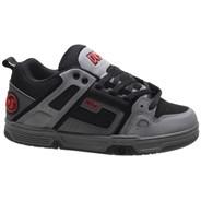 Comanche Grey/Charcoal/Black Leather Shoe