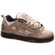 Comanche Tan Camo/Black Leather Shoe