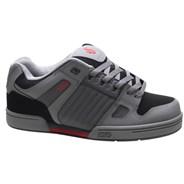 Celsius Charcoal/Black/Red Nubuck Shoe