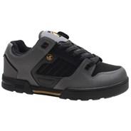 Militia Snow Charcoal/Black/Gold Nubuck Shoe