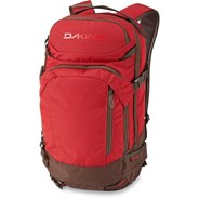 Heli Pro 20L Backpack - Deep Red