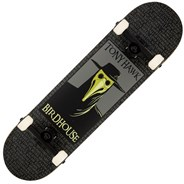 Stage 3 Plague Doctor 8 Complete Skateboard - Black