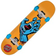 Screaming Hand Multi 7.8 Complete Skateboard - Orange