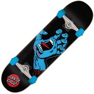 Screaming Hand Multi 8 Complete Skateboard - Black