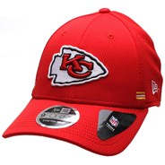 NFL Sideline 2020 940 Stretch Snap Cap - Kansas City Chiefs