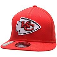 NFL Sideline 2019 Road 950 Snapback - Kansas City Chiefs