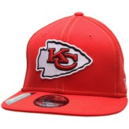 NFL Sideline 2019 Road 950 Snapback - Kansas City Chiefs