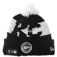 NFL Sideline Bobble Knit 2020 Black Beanie - Kansas City Chiefs