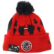 NFL Sideline Bobble Knit 2020 Reverse Beanie - Houston Texans