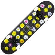 Stage 3 Armanto Floral 7.75 Complete Skateboard - Black