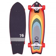 Surf-a-gogo Surfskate Fish Skateboard