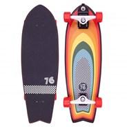 Surf-a-gogo Surfskate Fish Skateboard