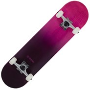 Double Dipped Complete Skateboard - Purple