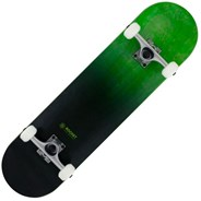 Double Dipped Complete Skateboard - Black