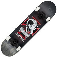 Stage 3 Tony Hawk Skull 2 8.125 Complete Skateboard - Black