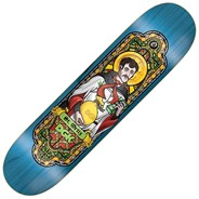 Chaz Ortiz Ghetto Disciple 8inch Skateboard Deck