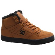 Pure High Top WC WNT Wheat/Black Shoe