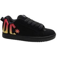 Court Graffik AC/DC Black Shoe