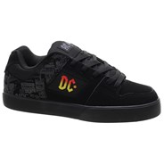 Pure AC/DC Black/Dark Grey Shoe