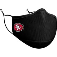 NFL On Field Face Mask - San Francisco 49ers