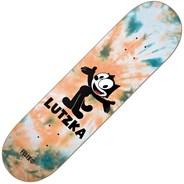 Lutzka Felix Bold 8.25inch Skateboard Deck