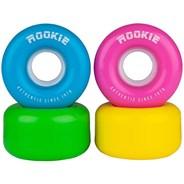 Disco Multi Quad Roller Skate Wheels