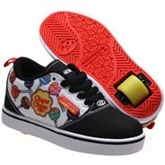 Pro 20 Chupa Chups White/Black/Multi Kids Heely Shoe