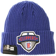NBA 2020 Tip Off Knit Beanie - LA Clippers