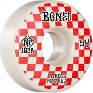 Patterns STF V3 Slim 103A 54mm White Skateboard Wheels