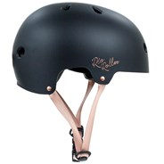 Rose Helmet - Black