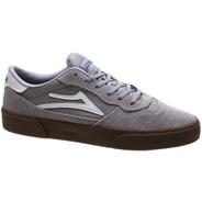 Cambridge Light Grey/Gum Suede Shoe