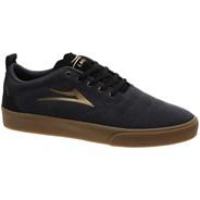 Bristol Charcoal/Gold Suede Shoe