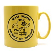 Yellow Logo Mug