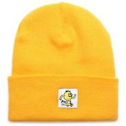 Logo Beanie - Yolk Yellow