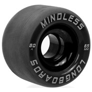 Viper Longboard Wheels - Black