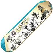 Frank Shaw Apocalypse 8.625inch Skateboard Deck