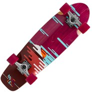 ML5400 Sunset Complete Cruiser - Red