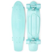 Complete Nickel 27inch Plastic Skateboard - Staple Mint