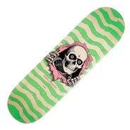Peralta Ripper #246  9inch Skateboard Deck - Green