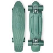 Complete 22inch OG Plastic Skateboard - Staple Heritage Green