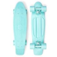 Complete 22inch OG Plastic Skateboard - Staple Mint