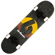 Stage 3 Sunset 8 Complete Skateboard - Black