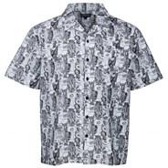 Kendall Catalog S/S Shirt - White